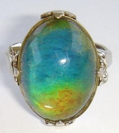 Mood Ring.  I use to have one.