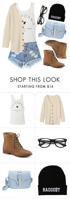 """""""hanging out with friends"""" by ariayoungg ❤ liked on Polyvore featuring California Love, Toast, Sperry, ZeroUV and Balenciaga"""