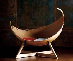 Barca lounge chair. (Apato in Australia brings Japanese design to the masses)