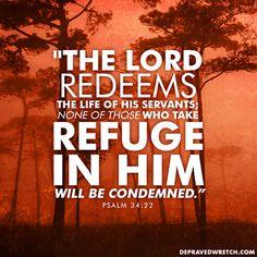 Psalm34:22