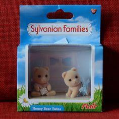 JP Sylvanian Families NE-107 Marshmallow Mouse Baby Doll