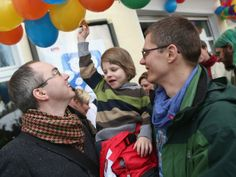 GAY PARENTS | The American Academy of Pediatrics says that it is supporting gay ...