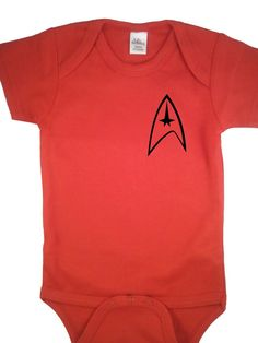Star Trek - solely for hubs, who didn't tell me he was a closet Trekkie until after we were married