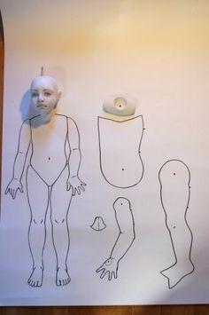 Создание куклы.   25 фотографий   ВКонтакте