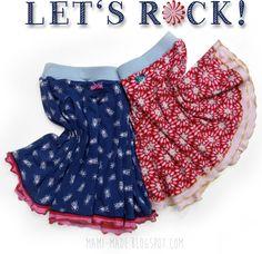 mamimade: Röcke für jeden Tag