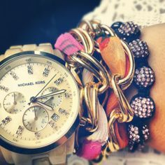 michael kors bracelet watch queenstormsfashio...