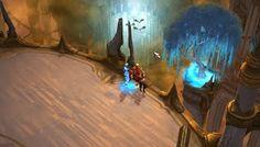 Curviously Jen Wilson: Diablo 3 Act IV Heavens Inspired Tutorial