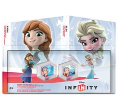 Disney Infinity Frozen Toy Box Pack i so what this gameee