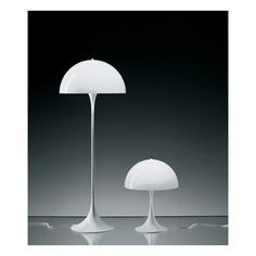 Panthella table & floor lamp Designer: Verner Panton Manufacturer: Louis Poulsen 1971