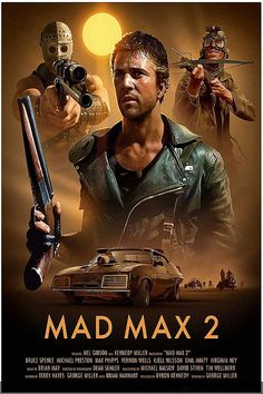 DIY frame Mad Max 2 Classic Action Movie Film Home Decor posters art silk Fabric Poster RRDSSF. Subcategory: Home Decor. Mad Max Mel Gibson, Film Movie, Film D'action, Max Movie, Mad Max Road, Mad Max 2, Art Pulp Fiction, Fiction Movies, Pulp Art