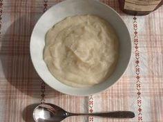 玄米クリーム (ミルサーで簡単!)