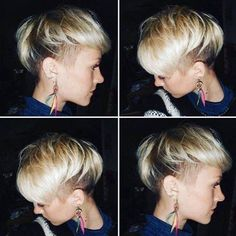 Love me some undercut!