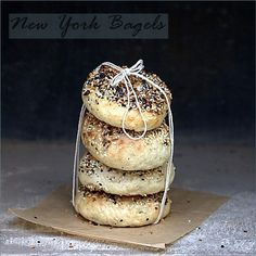 not just bagels, but new york bagels. The Best.