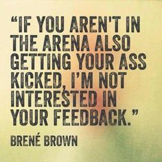 Brene Brown.