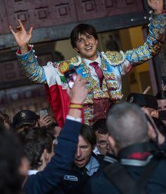 Notiferias Toros en Venezuela y el Mundo: LA CRÓNICA DE MADRID: Roca reina en Madrid