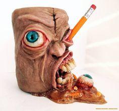 Morgans Mutations: The Beautifully Macabre Art by Morgan Loebel | Stan Winston School of Character Arts