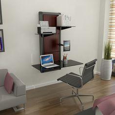 Modern Wall Mount Desk