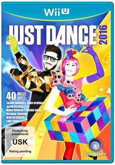 Just Dance 2016 - (Wii U)