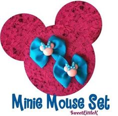 Perfect Minnie Mouse set