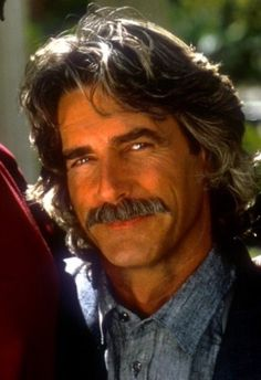 One of the world's favorite Hollywood actors, Sam Elliott. Sam Elliott Pictures, Katharine Ross, Actrices Hollywood, Raining Men, Good Looking Men, Hollywood Stars, Famous Faces, Gorgeous Men, Sexy Men