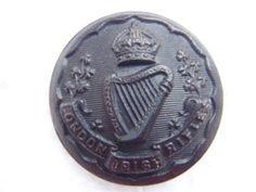 D-Company-London-Irish-Rifles-North-Irish-Militia-Button