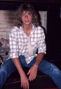 Singer Leif Garrett poses for a portrait session in May 1979 in Chicago Illinois
