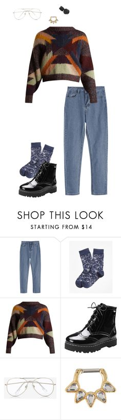 """Sweater Weather"" by burnttoasts on Polyvore featuring Brooks Brothers, Isabel Marant, Express and Hot Topic"