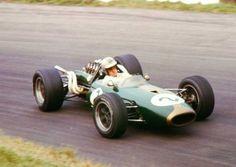 Denny Hulme/Brabham BT19/1967
