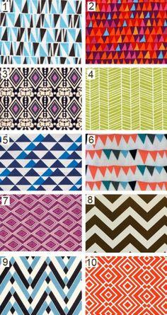 geometric- envelope liner dreams