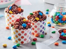 Kid's Party Chocolate Crackles Passionfruit Slice, Coconut Icing, Party Treats, Kids Meals, Cocoa, Chocolate, Baking, Sweet, Bakken