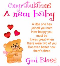 Images Of Congratulations On A Newborn Baby Congratulations Wishes