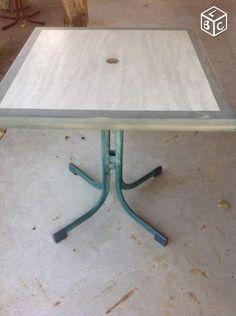 GRATUIT tables de terrasse
