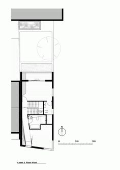 Stirling House / Mac-Interactive Architects _ 1 floor plan