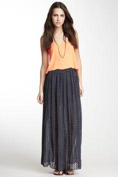Daisy Ditzy Maxi Skirt