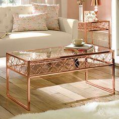 Bellini Metal Coffee Table