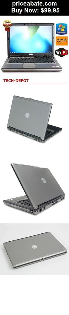 Computers-Tablets-And-Networking:  FAST DELL LATITUDE LAPTOP COMPUTER 4GB Core 2 Duo WiFi DVD Windows 7 Notebook - BUY IT NOW ONLY $99.95