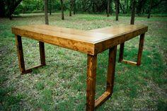 Sweet standing desk!