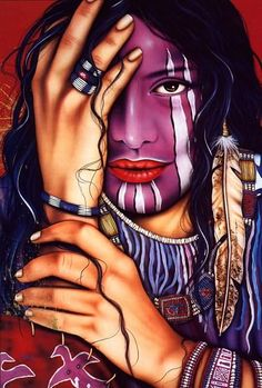 Henri Peter Native American Art