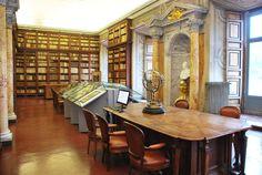 Biblioteca dell'Accademia Nazionale dei Lincei e Corsiniana, Sala di lettura