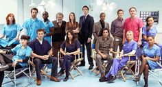 Guy Henry, Lauren Drummond, Jimmy Akingbola and Ty Glaser have spoken about departing one of television's most famous hospital wards as they bid farewell to Holby City. Guy Henry has… Guy Henry, Bbc Casualty, Holby City, City Hospital, Medical Drama, Tv Soap, Television Program, Group Photos, Best Tv