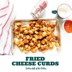 Frying Pans For Induction Cooktop Frying Pan Organizers For Kitchen Cabinets Cheese Curds, Cheese Fries, Fried Cheese, Appetizer Recipes, Dog Food Recipes, Appetizers, Fried Potatoes, Healthy Side Dishes, Learn To Cook