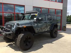 Jeep Wrangler, 4-door (Anvil Grey)