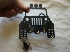 Hey, I found this really awesome Etsy listing at https://www.etsy.com/listing/240112643/the-newest-version-jeep-key-rack