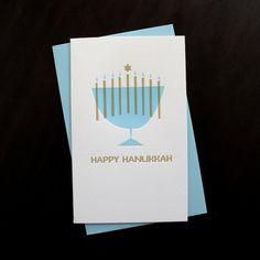 39 best hanukkah cards images on pinterest hanukkah cards happy hanukkah letterpress card 1537 by anemoneletterpress 450 m4hsunfo