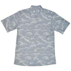 3ac810ec Ehukai Aloha Shirt - Dusty Sage | Avanti Hawaiian Shirts - Aloha Shirts  from Hawaii Aloha