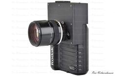 Kodak first DMILC (digital mirrorless interchangeable lens camera) with Nikon F mount