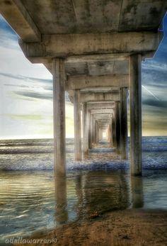 Scripps Pier - La Jolla California