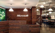 Microsoft's campus in Redmond, Washington | by O+A www.o-plus-a.com/...