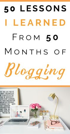 Here's a couple lessons I learned from blogging at the Huffington Post, Medium, and on my own personal blog.