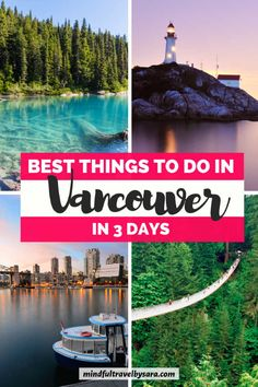 Visit Vancouver, Vancouver Travel, Vancouver City, Cool Places To Visit, Places To Travel, Places To Go, Quebec, Canadian Travel, Canadian Rockies